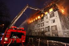 Շենքերի և շինությունների հրդեհային անվտանգությունը