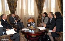 ՀՀ փոխվարչապետն ընդունեց Հայաստանի սոցներդրումների ծրագրի ՀԲ թիմի ղեկավարի պատվիրակությանը