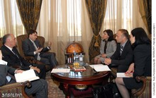 RA Deputy Prime Minister Received the Delegation of the WB Team Leader of the Armenian Social Investments' Program
