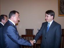 Вице-премьер-министр РА принял делегацию Брестской области Беларуси