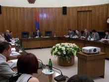Состоялось заседание Совета по вопросам эксплуатации людей (трафикинга) в РA
