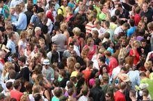 Եթե հայտնվել եք ամբոխի մեջ