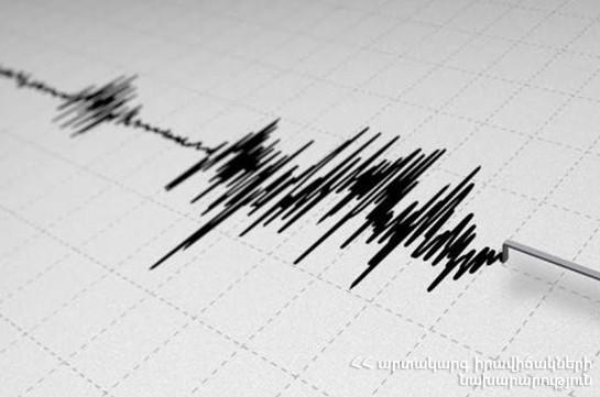 Землетрясение в Грузии ощутили в Армении: Сила толчков в эпицентре составила 6-7 баллов