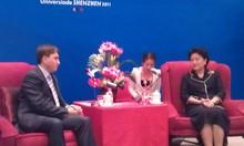 Армения и Китай расширят сотрудничество в гуманитарной сфере