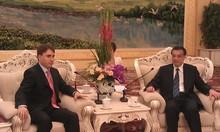 Вице-премьер-министры Армении и Китая обсудили широкий спектр двусторонних отношений