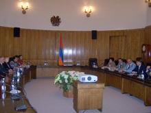 """Habitat for Humanity"" продолжит реализацию программ в Армении"