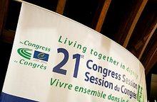 А. Геворкян примет участие в работах 21-й сессии конгресса местных и региональных властей СЕ