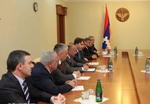Марзы Армении и административные районы НКР углубят сотрудничество