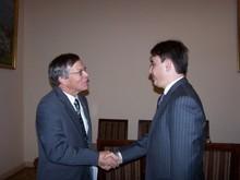 Вице-премьер-министр РА принял новоназначенного посла США