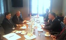 ՀՀ փոխվարչապետը հանդիպեց Լեհաստանի Վելիկոպոլսկայի վոյեվոդության մարշալի հետ