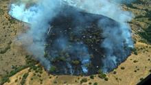 Следственный комитет Армении возбудил уголовное дело по факту пожара в заповеднике «Хосровский лес»