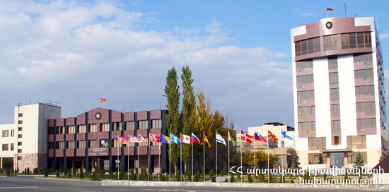 Следственный комитет Армении займется расследованием причин пожара на химзаводе «Наирит» в Ереване