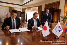 Армяно-японское сотрудничество обеспечивает продолжительный результат