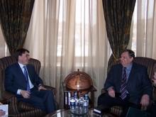 Вице-премьер-министр РА принял новоназначенного руководителя ереванского офиса ОБСЕ