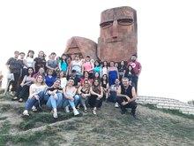 ՀՀ ԱԻՆ աշխատակիցներն Արցախում