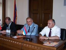 Подписано соглашение по программе содейстия сельским общинам районов Сисиана и Гориса