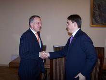 Вице-премьер-министр РА принял делегацию банка KfW