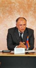 В. Тертерян принял руководителя Представительства Россотрудничества в Армении