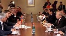 Армен Геворкян принял делегацию, возглавляемую вице-премьер-министром Ирака