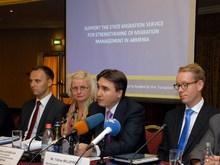 A. Геворкян и T. Биллстрем обсудили вопросы сотрудничества в области миграции