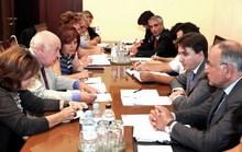 Вице-премьер-министр принял делегацию наблюдательной миссии Конгресса местных и региональных властей СЕ