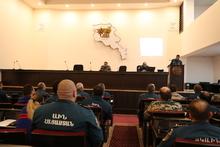 ՀՀ ԱԻՆ ՓԾ քաղաքացիական պաշտպանության վարչությունը նախանշեց 2018թ.-ի հիմնական աշխատանքները