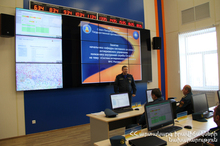 Armenian Rescuers are being Trained in St. Petersburg