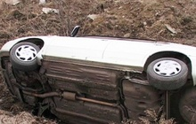 Դիլիջանի ոլորաններում ավտոմեքենա է ընկել ձորը. տուժածներ չկան (լրացված)