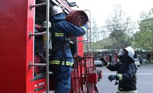 ՃՏՊ Գուրգեն Ջանիբեկյան և Շինարարների փողոցների խաչմերուկում. տուժածներ չկան