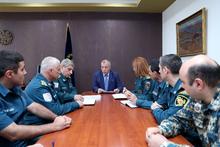 Հայ փրկարարները կվերապատրաստվեն Մոսկվայում և Սանկտ Պետերբուրգում