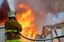 Փրկարարները մարել են շինությունում բռնկված հրդեհը