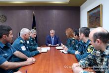 Армянские спасатели будут обучены в Москве и Санкт-Петербурге