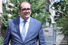 Министр по ЧС РА отправился в Москву с рабочим визитом