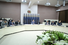 Consultation at MES: Minister Ordered to Strictly Follow Standards set for Gas Filling Stations in Yerevan