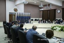 Министр по ЧС РА представил новоназначенных заместителей Министра