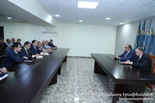 ES Minister Instructed to Control Technical and Fire Safety of Hazardous Production Facilities