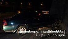 RTA on Sisian-Goris Highway: there were casualties