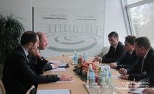 Двусторонние встречи А.Геворкяна в Страсбурге