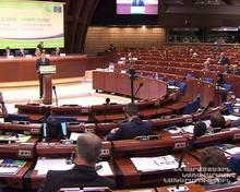 А. Геворкян выступил на пленарном заседании Конгресса СE