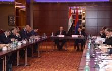 В Ереване состоялось второе заседание Армяно-иракской совместной межправительственной комиссии по экономическому сотрудничеству