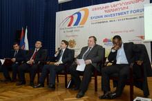 А. Геворкян принял участие в инвестиционном форуме Сюникского марза