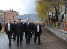Рабочий визит вице-премьер-министра в Вайоц Дзор