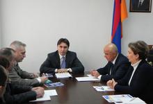 Խորհրդակցություն ՏԿՆ միգրացիոն պետական ծառայությունում. ներկայացվեցին 2013թ. աշխատանքները եւ  2014 թ-ի ծրագրերը