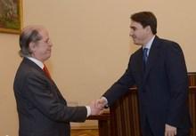 Փոխվարչապետն ընդունեց Իտալիայի նորանշանակ դեսպանին