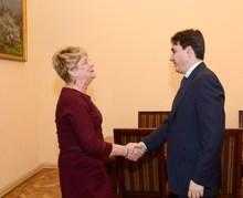 Փոխվարչապետն ընդունեց ԱՄՆ Միջազգային զարգացման գործակալության պատվիրակությանը