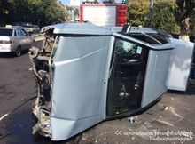 RTA on Myasnikyan avenue: there were no casualties