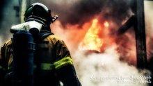 Спасатели потушили пожар в вагон-доме: пострадавших нет