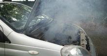 Փրկարարները հոսանքազրկել են ավտոմեքենան և փակել գազի բալոնի փականը