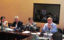 Հայաստանում վարչատարածքային բարեփոխումների մասին տեղեկատվական հանդիպում՝ լրագրողների համար