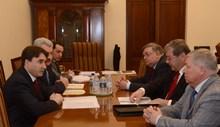 Փոխվարչապետն ընդունեց Ռուսաստանի արխիվագետների պատվիրակությանը